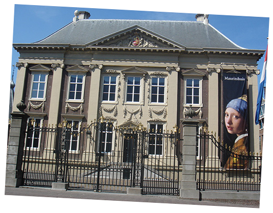 Guided Tours to the Mauritshuis in The Hague